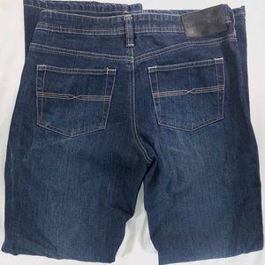 Express Jeans, Blue, Size 9/10 Short